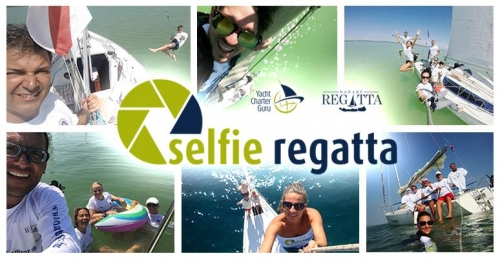 Selfie Regatta 2017-ben is.....